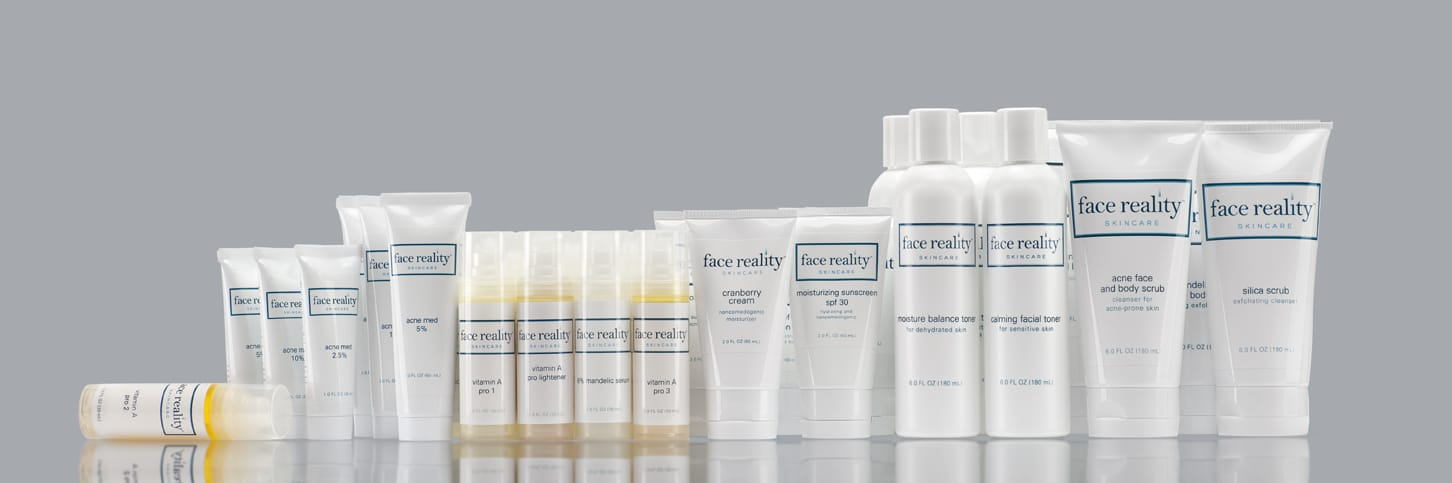 Products | Clear Solutions | Face Reality